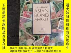 二手書博民逛書店THE罕見EMERGING ASIAN BOND MARKETY