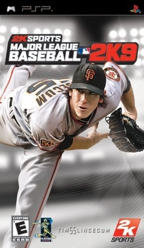 PSP Major League Baseball 2K9 職棒大聯盟 2K9(美版代購)