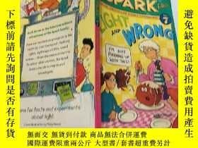 二手書博民逛書店the罕見spark files:spark文件Y200392
