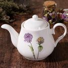 單壺家用陶瓷茶壺耐高溫冷水壺大容量過濾涼...