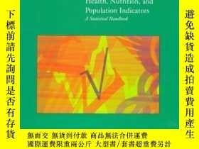 二手書博民逛書店Health,罕見Nutrition, and Population Indicators: A Statisti