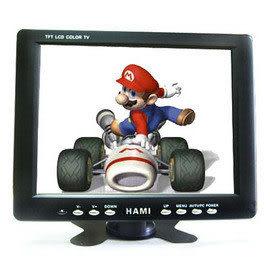 【CHICHIAU】HAMI 8006 TV/AV/PC三用型8吋LCD(640*480)