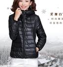棉衣女士年新款冬季輕薄羽絨棉服韓版寬鬆學生短款小棉襖外套XL1250【東京衣社】