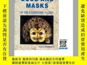 二手書博民逛書店【罕見】Gods and Masks of the Kathma