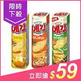 韓國 好麗友 預感香烤洋芋片64g(1盒2包入) 款式可選【小三美日】