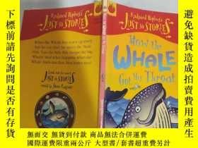 二手書博民逛書店how罕見the whale got his throat 鯨魚是怎麽弄到喉嚨的Y200392