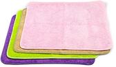 AWANA-超細纖維4色水漾地墊50x80cm