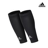 Adidas-機能壓縮小腿套-(黑)S/M