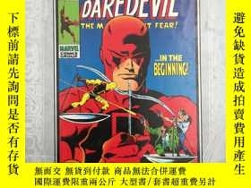 二手書博民逛書店Marvel罕見Masterworks: Daredevil -