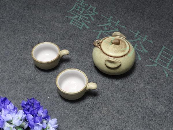 茶具套裝/手抓壺一壺二杯/