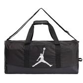 NIKE 手提包 JORDAN TRAINER 旅行袋 健身袋 置鞋夾層 大容量 黑銀 (布魯克林) JD933034GS001