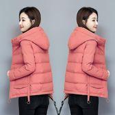 棉衣女2019新款韓版冬天反季羽絨面包棉服襖短款時尚寬鬆加厚外套