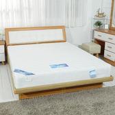 床墊【時尚屋】5尺日式緹花布蓆面獨立筒彈簧床墊GA14-5台灣製/免組裝/免運費