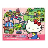 【888便利購】Hello Kitty 奇幻之旅桌上紙牌遊戲組(桌遊)(授權)(ST)