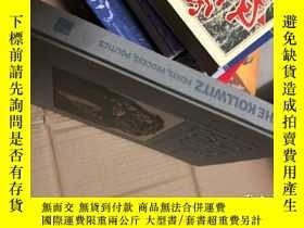 二手書博民逛書店KÄTHE罕見KOLLWITZ PRINTS,PROCESS,