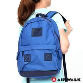美國 AIRWALK -  質感絕色  全彩小豬鼻筆電後背包-共四色