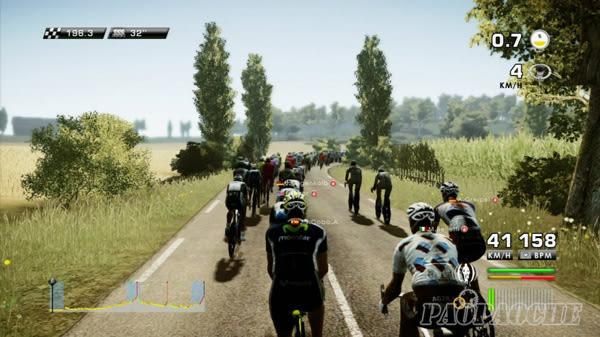 PS4-環法自行車 英文版 新品 PLAY-小無電玩