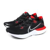 NIKE RENEW RUN 跑鞋 運動鞋 黑/紅 男鞋 CK6357-005 no011