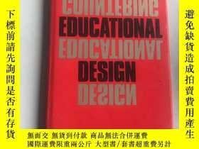 二手書博民逛書店countering罕見educational design 反