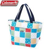 【偉盟公司貨】丹大戶外【Coleman】美國 薄荷藍保冷袋 野餐保冰桶/保溫袋 25L CM-27223