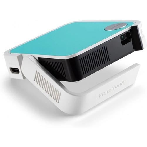 【福利品電源開關處有小刮痕】 ViewSonic 優派 M1 mini WVGA 360度 投影機