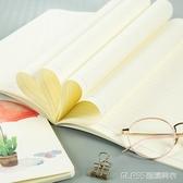 筆記本子記事本創意學生用大號b5車線本文具韓版小清新簡約16k 琉璃美衣