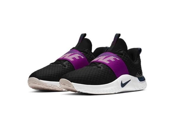 NIKE系列-RENEW IN-SEASON TR 9 女款黑紫運動休閒鞋-NO.AT1247012