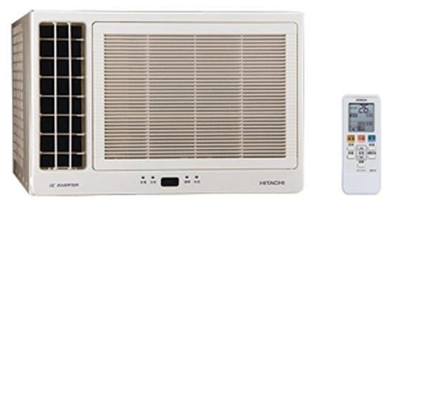 【YUDA悠達集團】1.25噸4-6坪HITACHI日立窗型冷氣RA-36QV 變頻一級/單冷/側吹