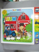 【書寶二手書T7/少年童書_YJH】Farm_Priddy, Roger/ Green, Dan (ILT)