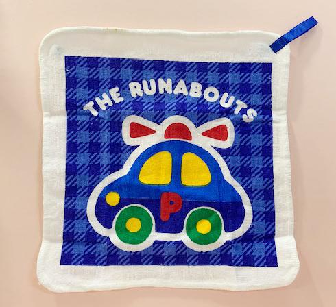 【震撼精品百貨】The Runabouts_RB工程車~三麗鷗新可掛式方巾*51133