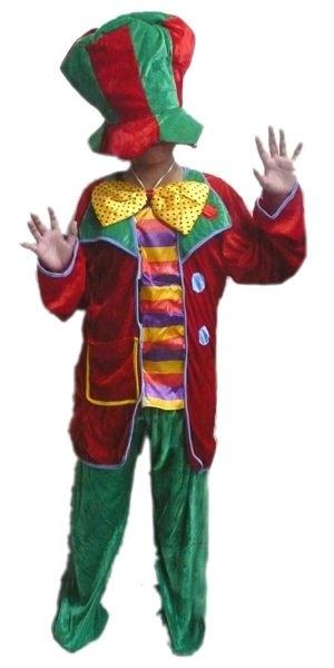 【萬聖.聖誕節.舞會表演造型服面具表演道具歡樂小丑裝