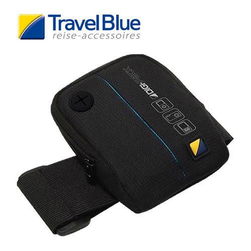 英國Travel Blue藍旅 ActivityPouch戶外活動隨身包-黑色/臂包 TB722A 休閒|旅遊|戶外