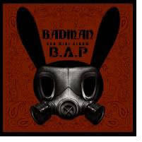 B.A.P Badman 台灣獨佔豪華盤 CD附DVD   (購潮8)
