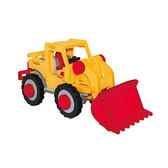 【新生活家】3D立體積木-挖土機 28x9.5x11cm