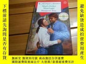 二手書博民逛書店Mail-Order罕見Marriage Margaret Wa