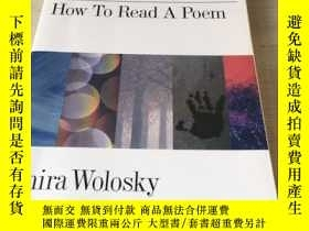 二手書博民逛書店The罕見art of poetry understanding