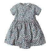日系多彩裙子包屁衣 兔裝 哈衣 童裝 短袖上衣 包屁衣 連身裙