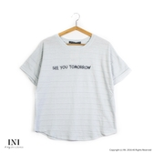 【INI】自在美感、率性質感紋路舒適上衣.綠色