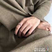 手可摘星辰 冷淡風星星戒指女日韓個性潮人學生戒子食指指環J133 魔方數碼館
