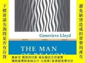 二手書博民逛書店The罕見Man Of Reason-理智的人Y436638 Genevieve Lloyd Routledg