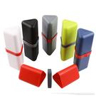 【三角旅行套裝】韓系北歐多用攜帶式三角形漱口杯 牙膏牙刷置物盒 可變兩個杯子 水杯
