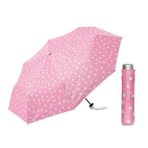 防曬花漾短傘【顏色隨機出貨】
