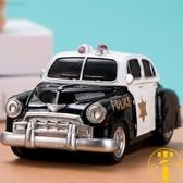 創意乳牙紀念盒牙齒保存盒子小汽車擺件寶寶換牙收藏盒【雲木雜貨】