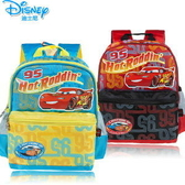 正版Disney 迪士尼汽車總動員 閃電麥昆幼兒園書包 2-5歲後背包-TGRB0002