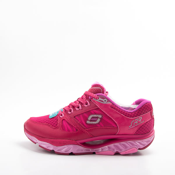 Skechers SRR PRO RESISTANCE 健走鞋-粉紅 88888037RAS