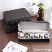 名魚皮質手錶收納盒地攤擺攤歐式手錶禮盒包裝盒手錶展示箱手鏈架   圖拉斯3C百貨