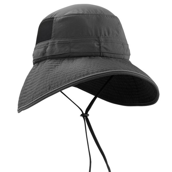 UV100 防曬 抗UV-山林透氣休閒帽