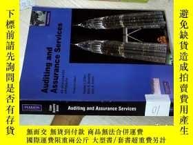 二手書博民逛書店Audition罕見and Assurance Services