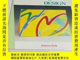 二手書博民逛書店Greeting罕見Card Design(外文)Y212829 Joanne fink 同上