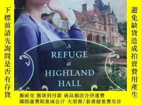 二手書博民逛書店A罕見Refuge at Highland HallY26617